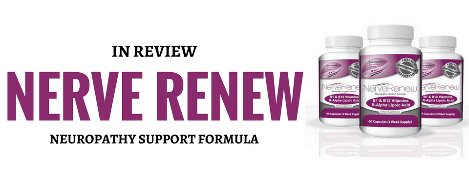 Nerve Renew Neuropathy Supplement - Our In-Depth Review